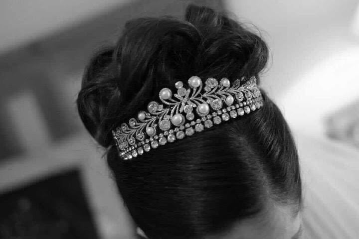 Cecile's Jewellery Tiaras